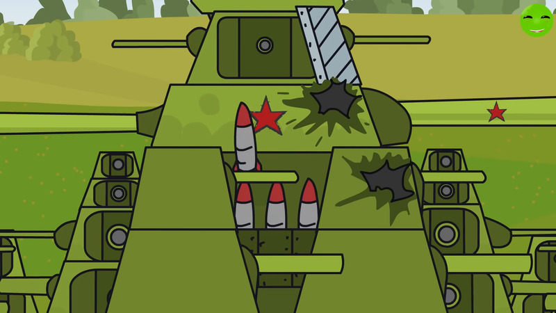 Counter strike cartoons about tanks