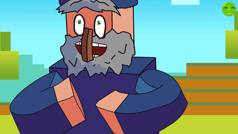 I WILL BACK - Cartoons about tanks Minecraft