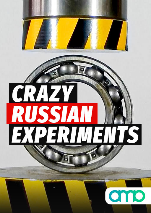 crazy russian experiments