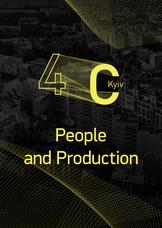 Antonina Binetskaya. People & Production. Day 2