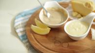 Самые популярные соусы Цезарь и сырный