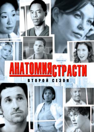 Анатомия страсти (Сезон 2)